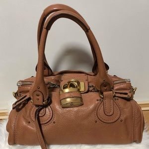 Chloe Bags - CHLOE PADDINGTON BAG VERY GOOD CONDITION